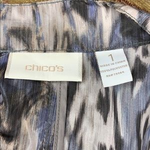 Chico's Jackets & Coats - Newer worn chico,s polyester new no tag size 1